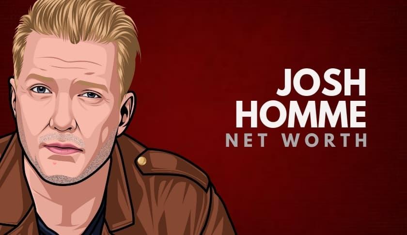 Josh Homme Net Worth