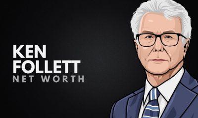 Ken Follett Net Worth