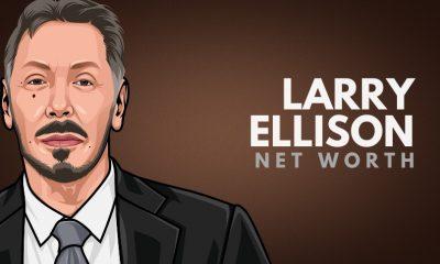 Larry Ellison's Net Worth