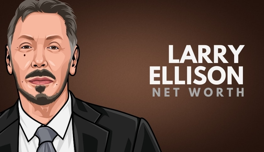 Larry Ellison Net Worth