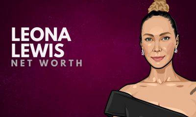 Leona Lewis' Net Worth