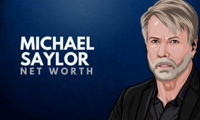 Michael Saylor's Net Worth