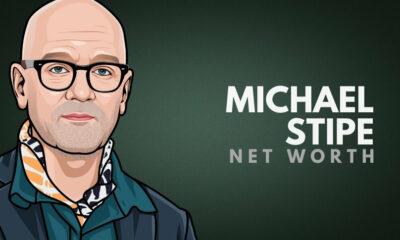 Michael Stipe's Net Worth