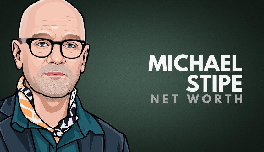 Michael Stipe Net Worth