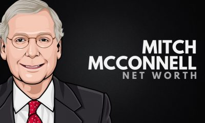 Mitch McConnell's Net Worth