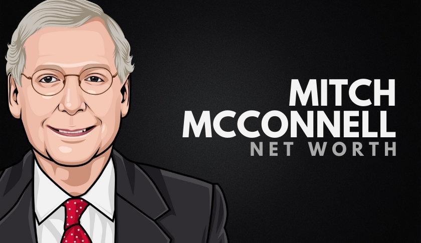 Mitch McConnell Net Worth