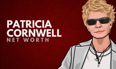 Patricia Cornwell Net Worth