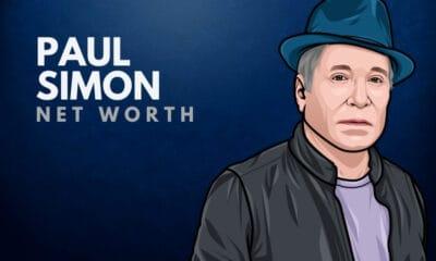 Paul Simon's Net Worth