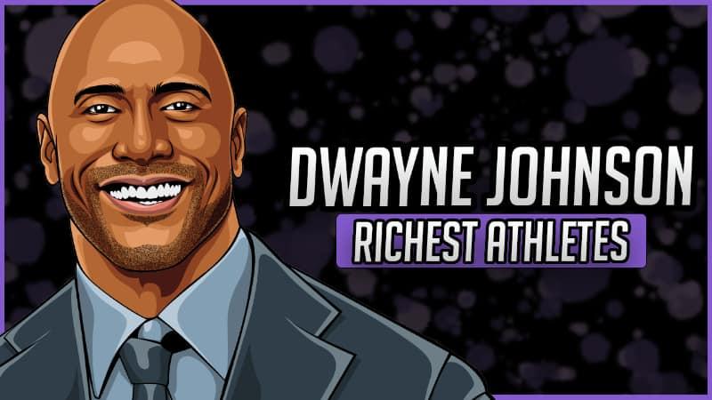 Richest Athletes - Dwayne Johnson