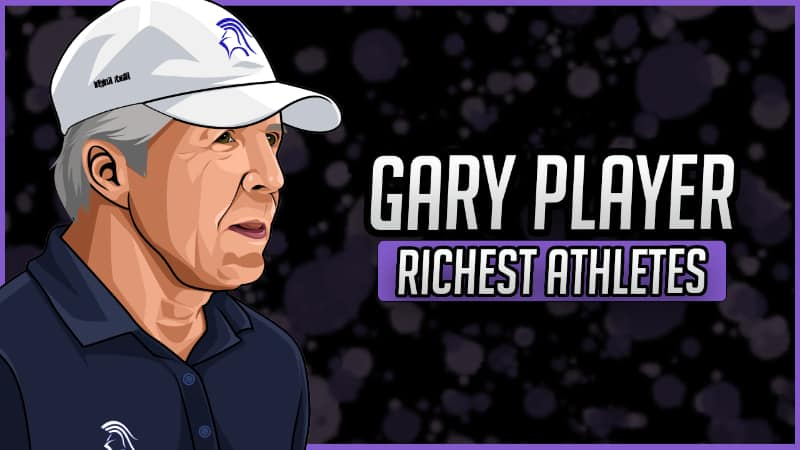Richest Athletes - Gary Player