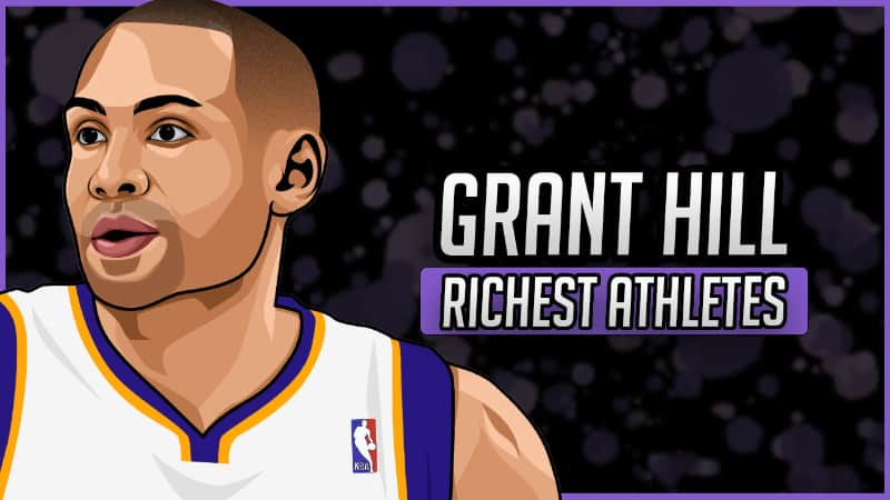 Richest Athletes - Grant Hill