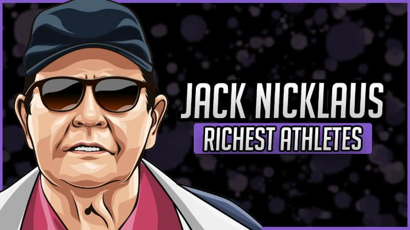 Richest Athletes - Jack Nicklaus