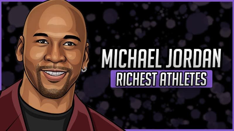 Richest Athletes - Michael Jordan