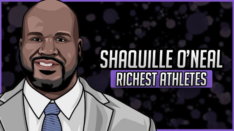 Richest Athletes - Shaquille O'Neal