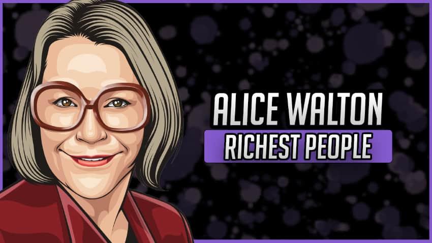 Richest People - Alice Walton