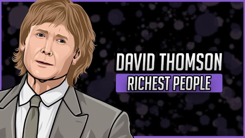 Richest People - David Thomson