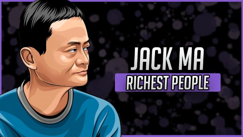 Richest People - Jack Ma