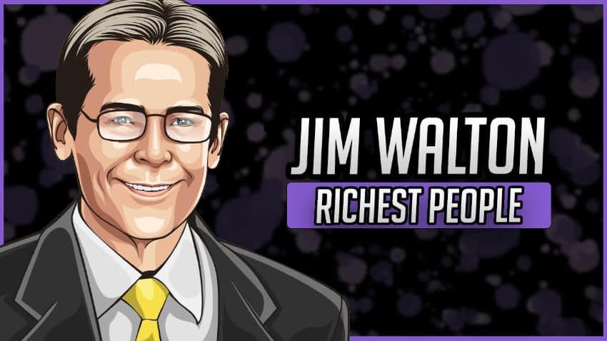 Richest People - Jim Walton