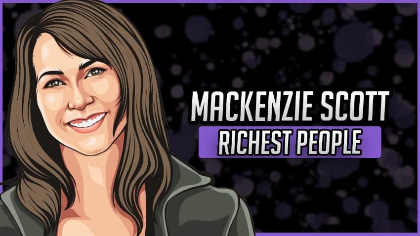 Richest People - Mackenzie Scott