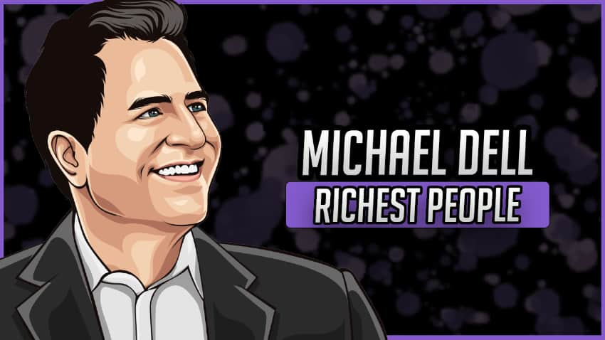 Richest People - Michael Dell