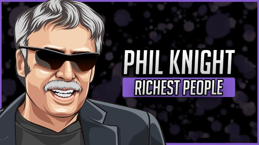 Richest People - Phil Knight