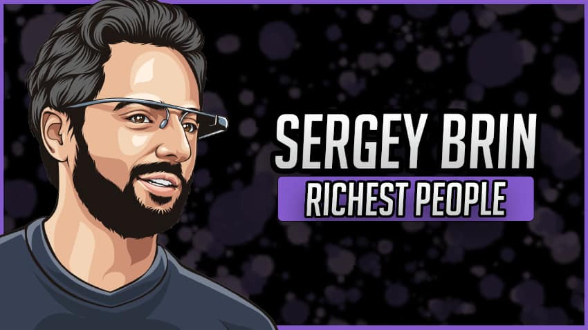 Richest People - Sergey Brin