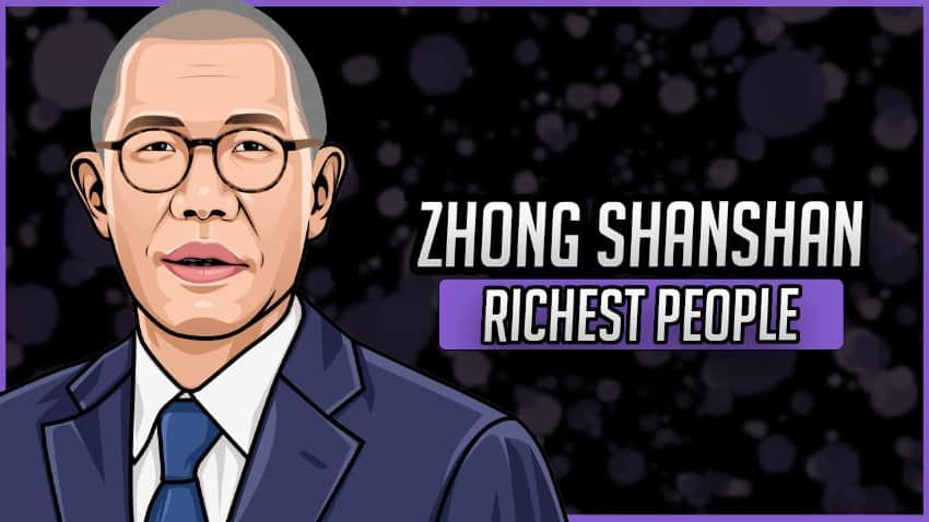 Richest People - Zhong ShanShan