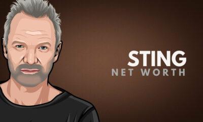 Sting's Net Worth