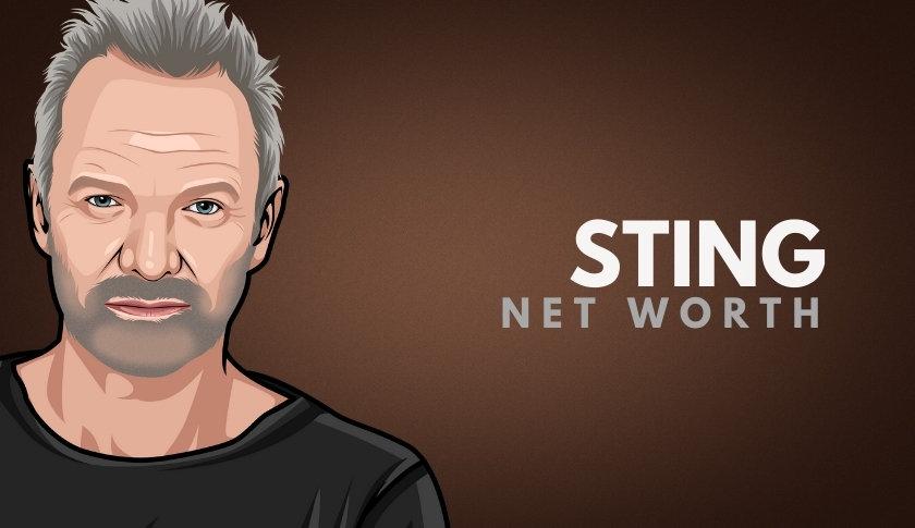 Sting Net Worth