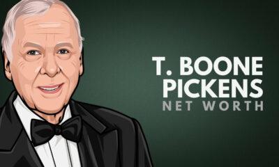 T. Boone Pickens Net Worth