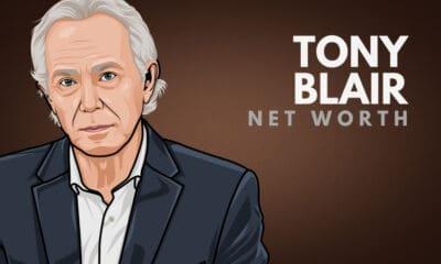Tony Blair's Net Worth