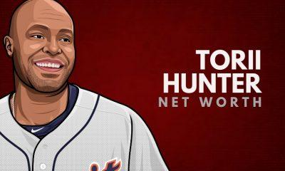 Torii Hunter's Net Worth