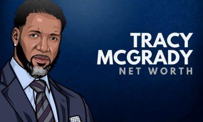 Tracy McGrady's Net Worth