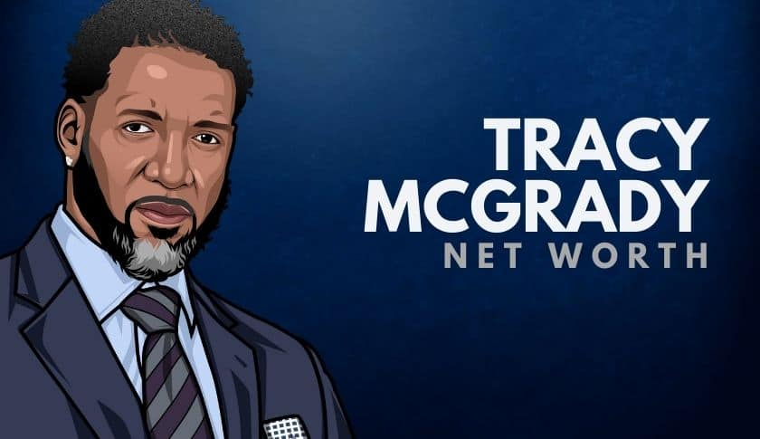 Tracy McGrady Net Worth