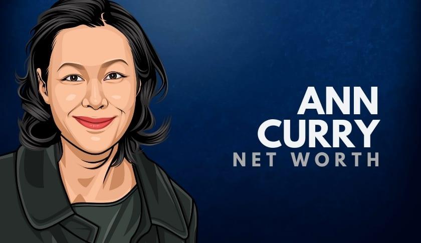 Ann Curry Net Worth