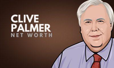 Clive Palmer Net Worth