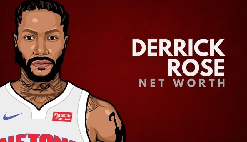 Derrick Rose Net Worth