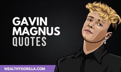 Gavin Magnus Quotes