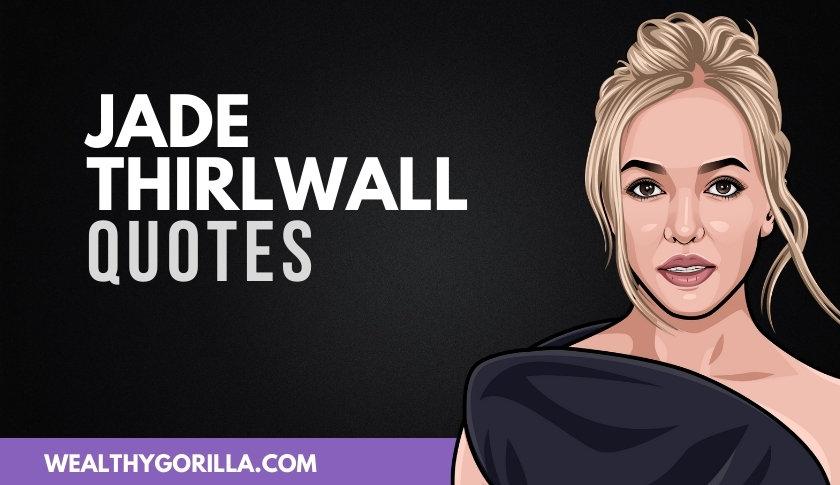 41 Inspiring Jade Thirlwall Quotes & Sayings