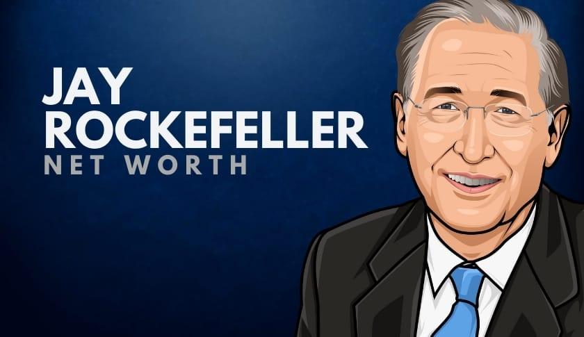 Jay Rockefeller Net Worth