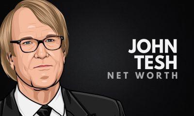 John Tesh's Net Worth