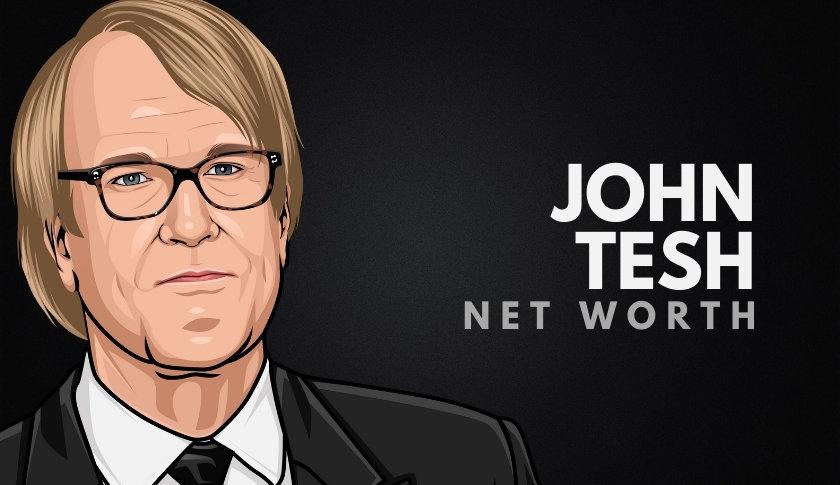 John Tesh Net Worth