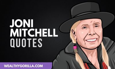50 Greatest Joni Mitchell Quotes of All Time