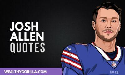 Josh Allen Quotes