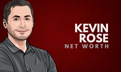 Kevin Rose's Net Worth