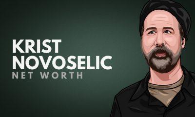 Krist Novoselic's Net Worth