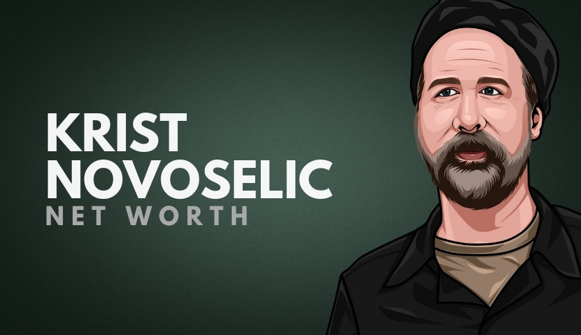 Krist Novoselic Net Worth