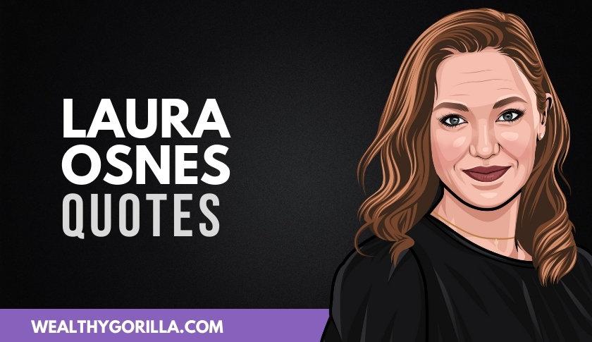 40 Greatest Laura Osnes Quotes