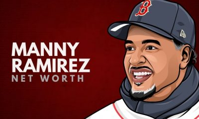 Manny Ramirez's Net Worth