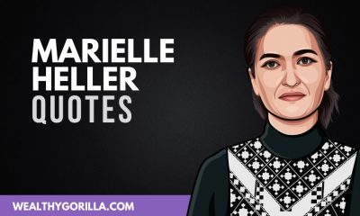 50 Greatest Marielle Heller Quotes